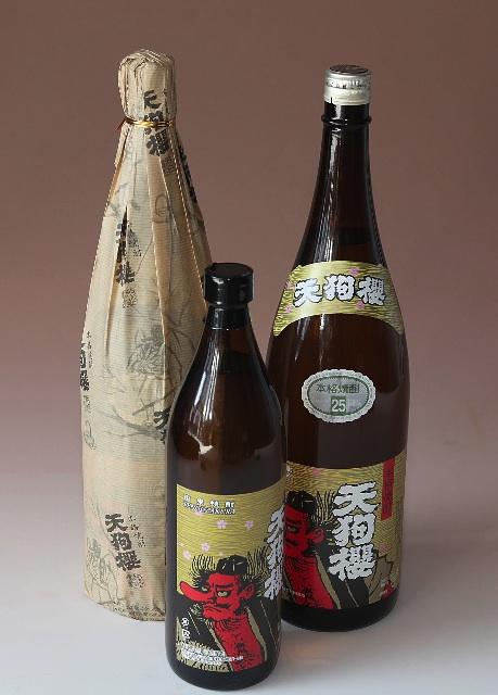 白石酒造商品