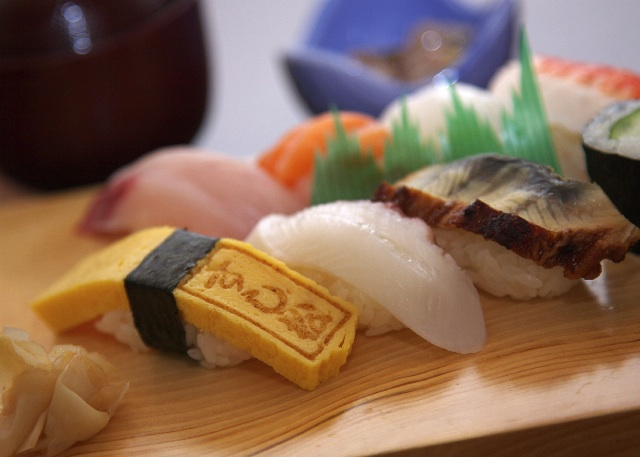 すし松料理-2