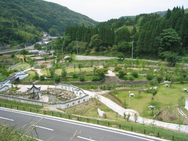 花川砂防公園・冠嶽花川砂防公園3