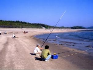照島海岸(串木野八景)