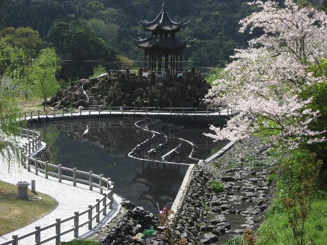 花川砂防公園(平成19年4月7日④)